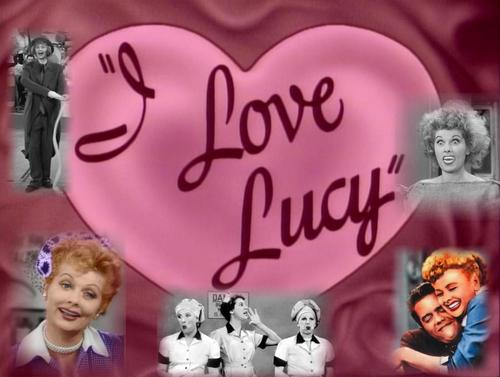 I l'amour Lucy Background