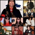 I go from ¨ where is he, to here he is again¨   - michael-jackson photo