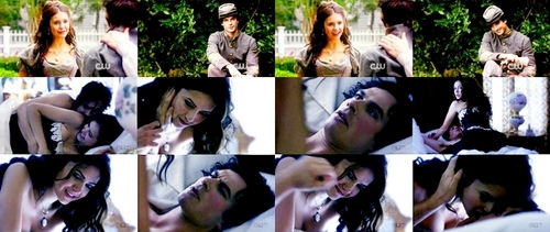 Ian and Nina picspam - ian-somerhalder-and-nina-dobrev Photo