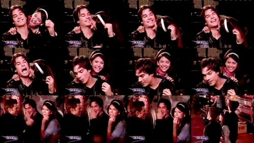 Ian and Nina picspam