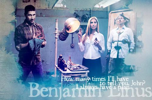 Jack / Ben / Juliet
