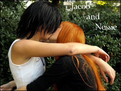 Jacob-Nessie - jacob-black-and-renesmee-cullen Photo