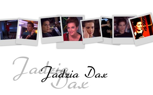 Jadzia collage