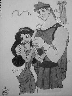 Jamine/Hercules