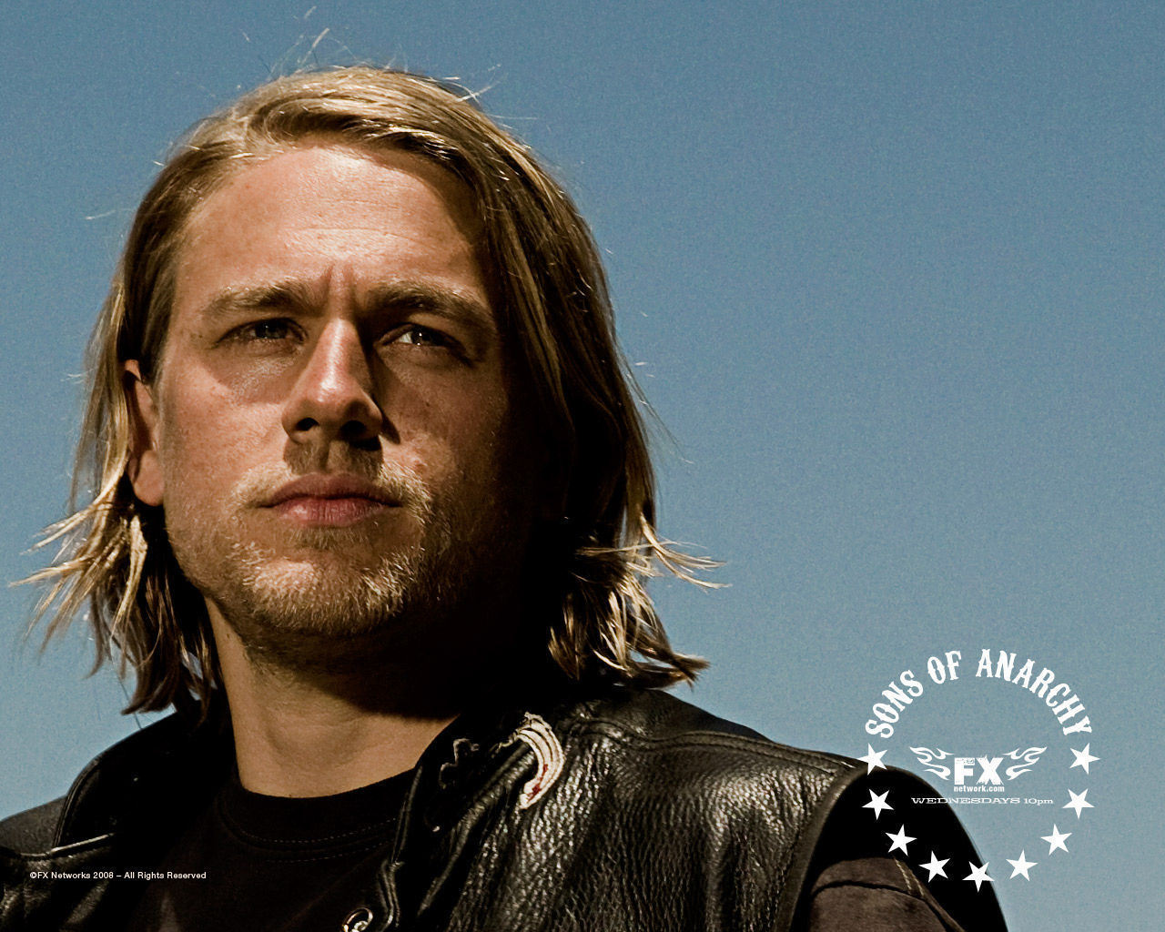 Son of Anarchy Charlie Hunnam Jax Teller