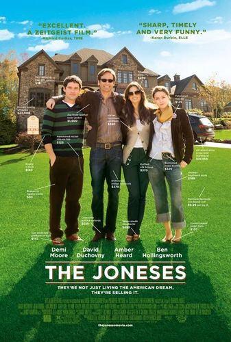 Joneses Poster
