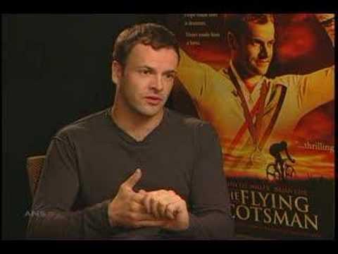Jonnu talks Flying Scotsman