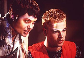 Jonny & Angelina Hackers