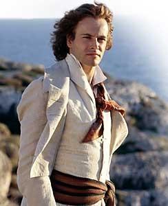 Jonny as Byron
