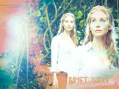 Dr. Juliet Burke wallpaper entitled Juliet Burke