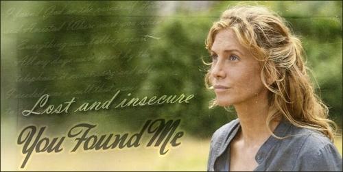 Dr. Juliet Burke Hintergrund entitled Juliet Burke