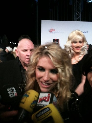 케샤 ECHO Awards in Berlin