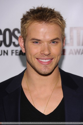 Kellan on Cosmopolitan Fun Fearless Males Of 2010