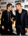 Kellan on Cosmopolitan Fun Fearless Males Of 2010 - twilight-series photo