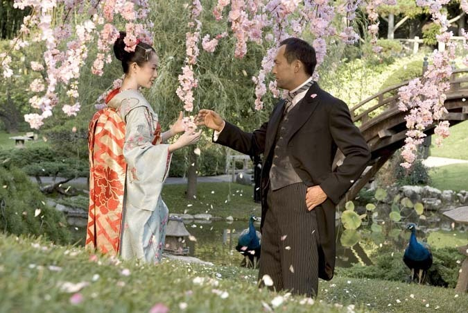 Actor geisha memoir watanabe