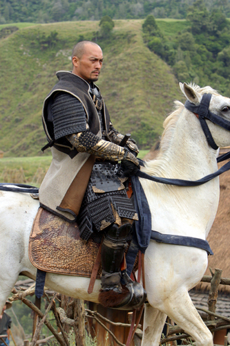 Ken Watanabe in The Last Samurai