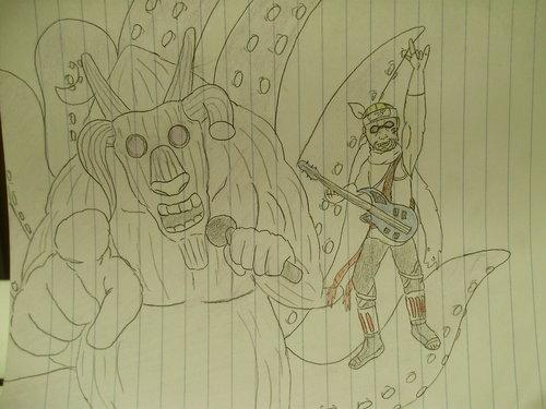 Killerbee 별, 스타