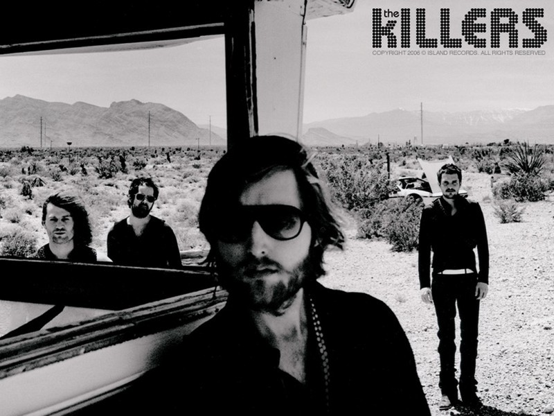 the killers wallpaper. Killers lt;3 - The Killers Wallpaper (10708725) - Fanpop