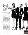 Kristen Stewart: Elle Magazine Scan  - twilight-series photo