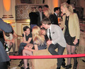 Kristen Stewart and the Pattinson Family at the 'Remember Me' After Party - twilight-series photo