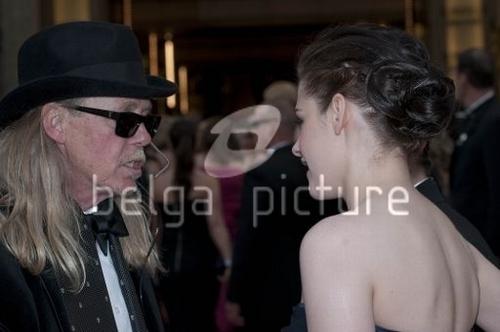 Kristen and PapaStew