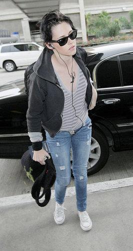 Kristen heading to vancouver