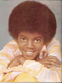 Large Pic Young Mike - michael-jackson photo