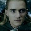 द लॉर्ड ऑफ द रिंग्स चित्र titled Legolas