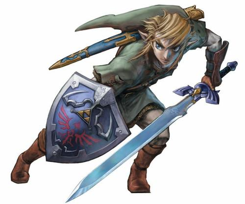 The Legend of Zelda wallpaper called Link