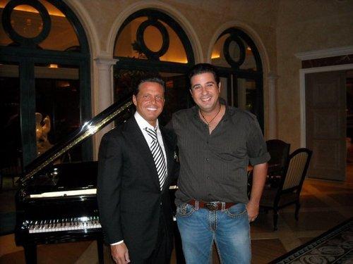 Luis Miguel & Luis Matos