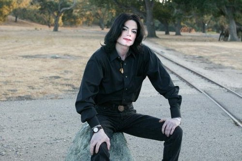 MICHAEL I l'amour YOOUUU :D <3 HEE HEE