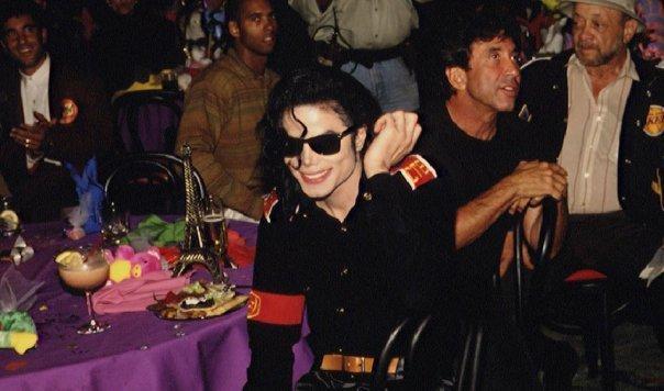 MJ A Bit Tipsy