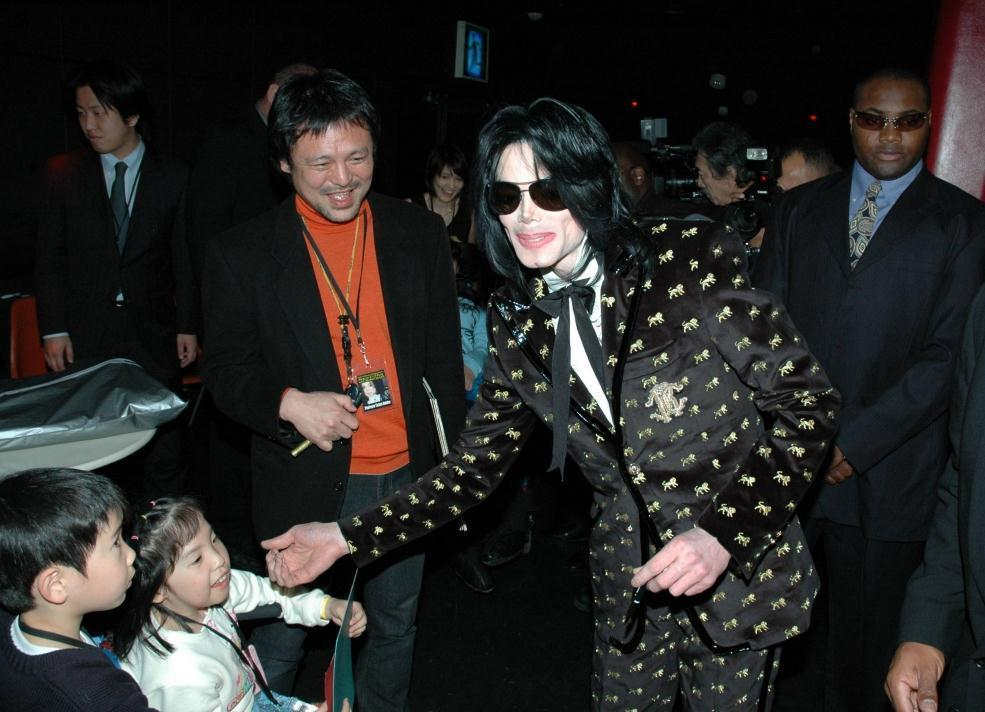 MJ And شائقین
