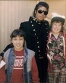 MJ And Goonies - michael-jackson photo