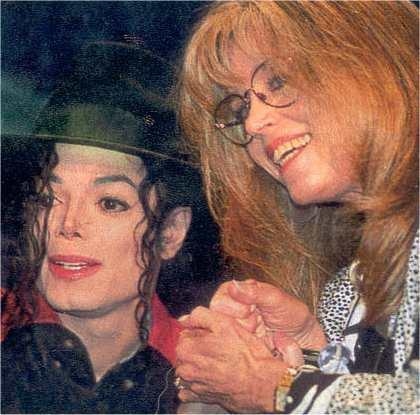 MJ And Jane Fonda