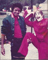 MJ And Mime - michael-jackson photo