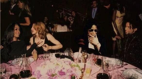 MJ And Prince