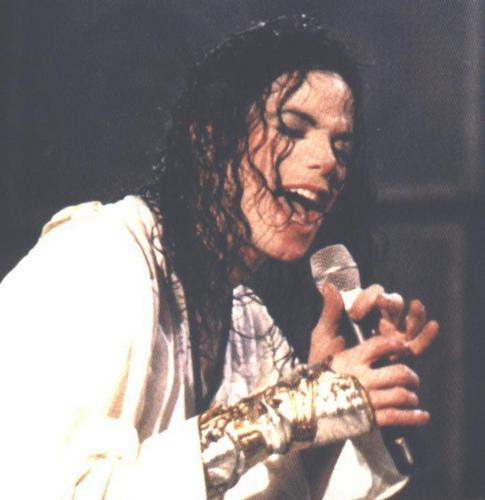 MJ History Tour