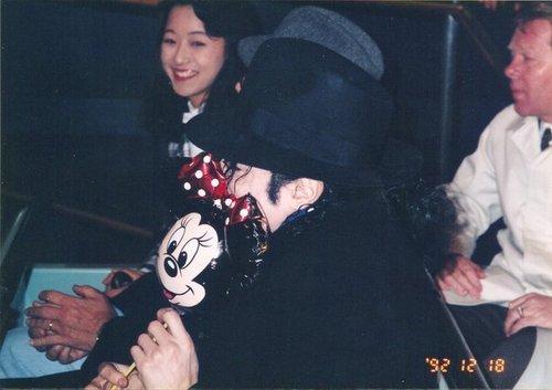 MJ Minnie Balloon : )
