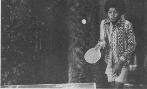 MJ Ping-Pong