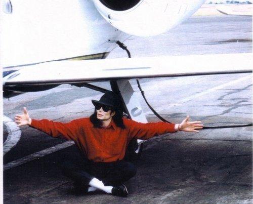 MJ Plane