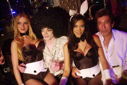 MJ'S Pimpin' Some Bunnies : D  - michael-jackson  photo