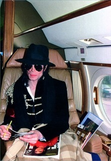 MJ Traveling