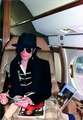 MJ Traveling - michael-jackson photo