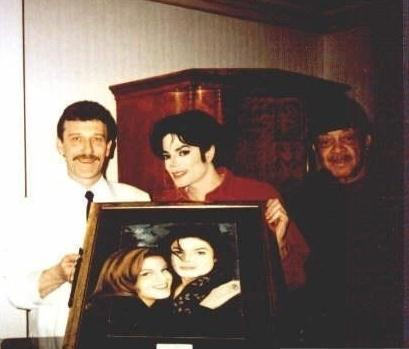 MJ/ With Pic Of Him And LM