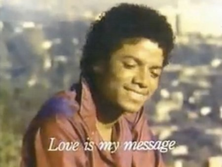 MJ Amore is my message
