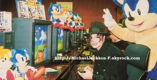 MJ with Những người bạn