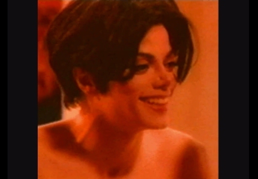 MJ with short hairs...