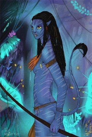 Mad Neytiri người hâm mộ Art >:(