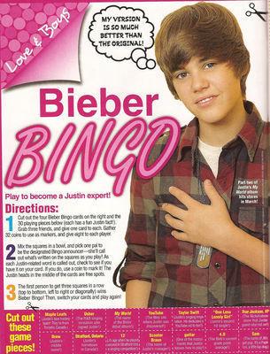 justin bieber love magazine. Justin+ieber+love+quiz